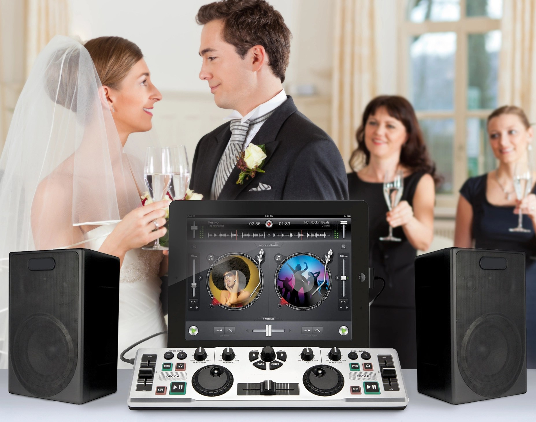 Bad Dj Set B Andh Wedding Guide Do It Yourself Dj Systems B Andh Explora