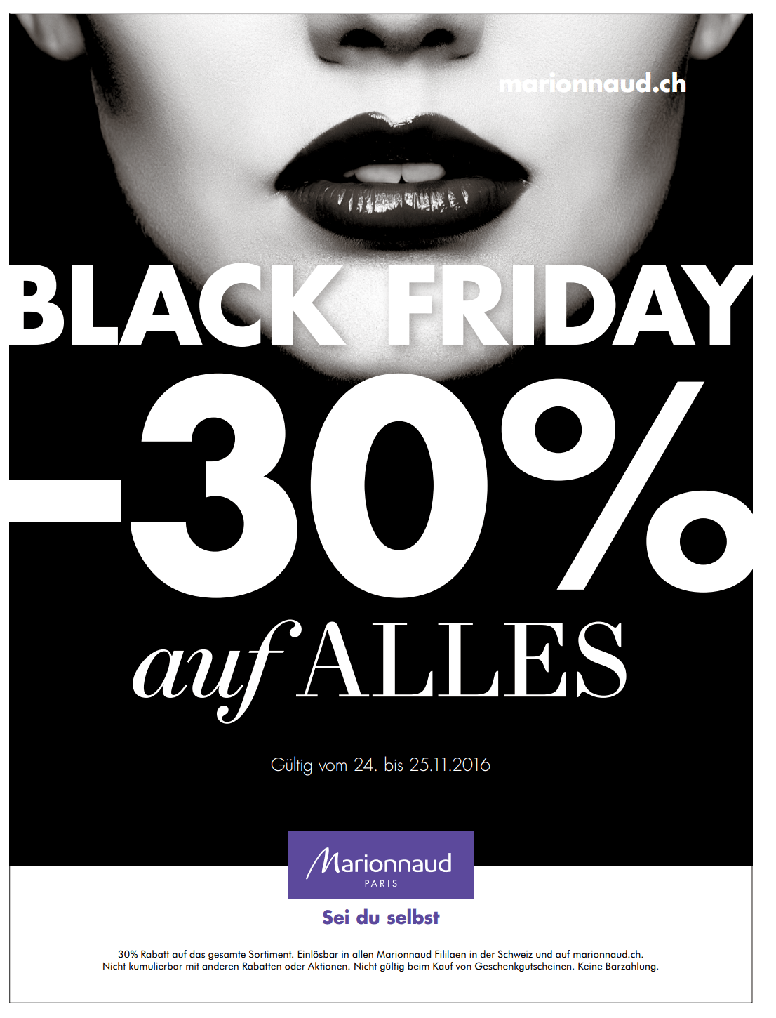 Black Friday Rabatt Marionnaud Black Friday 2019 Alle Infos Gutscheincodes