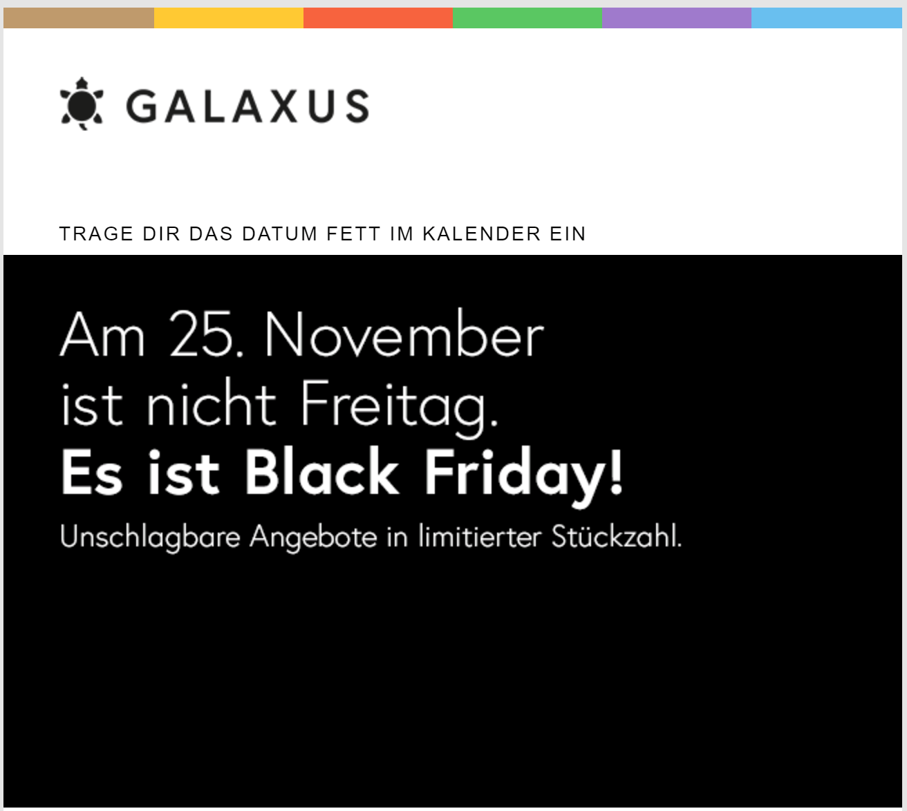 Black Friday Wann Galaxus Black Friday 2019 Die Übersicht