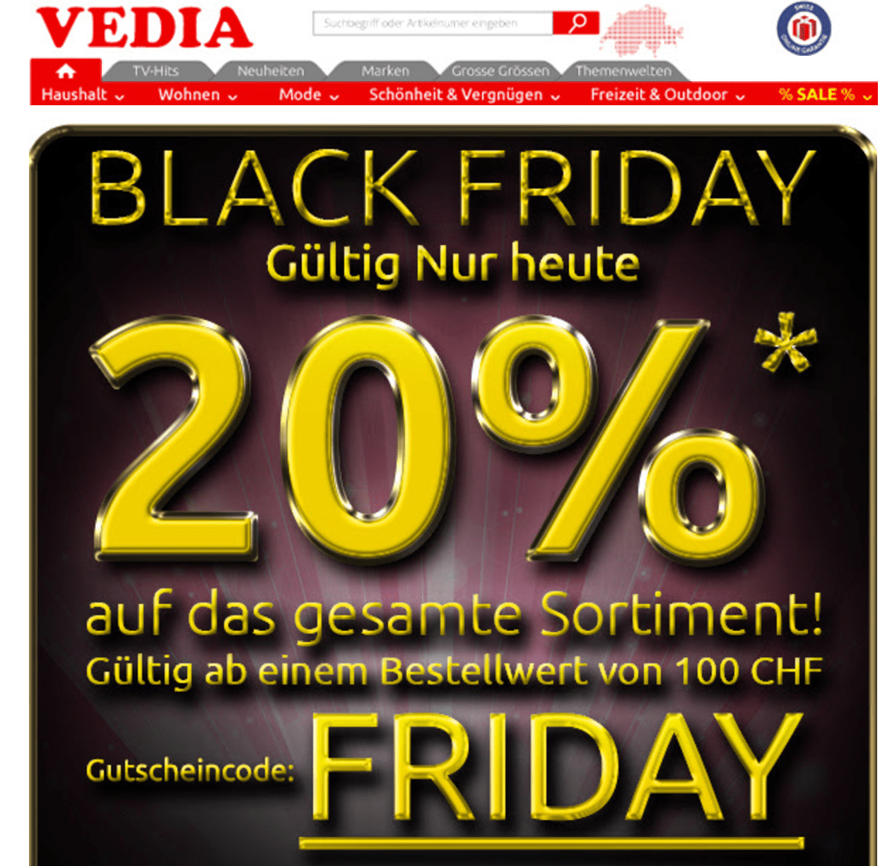 Black Friday Wann Vedia Dealübersicht Zum Black Friday 2019 Und Cyber Monday