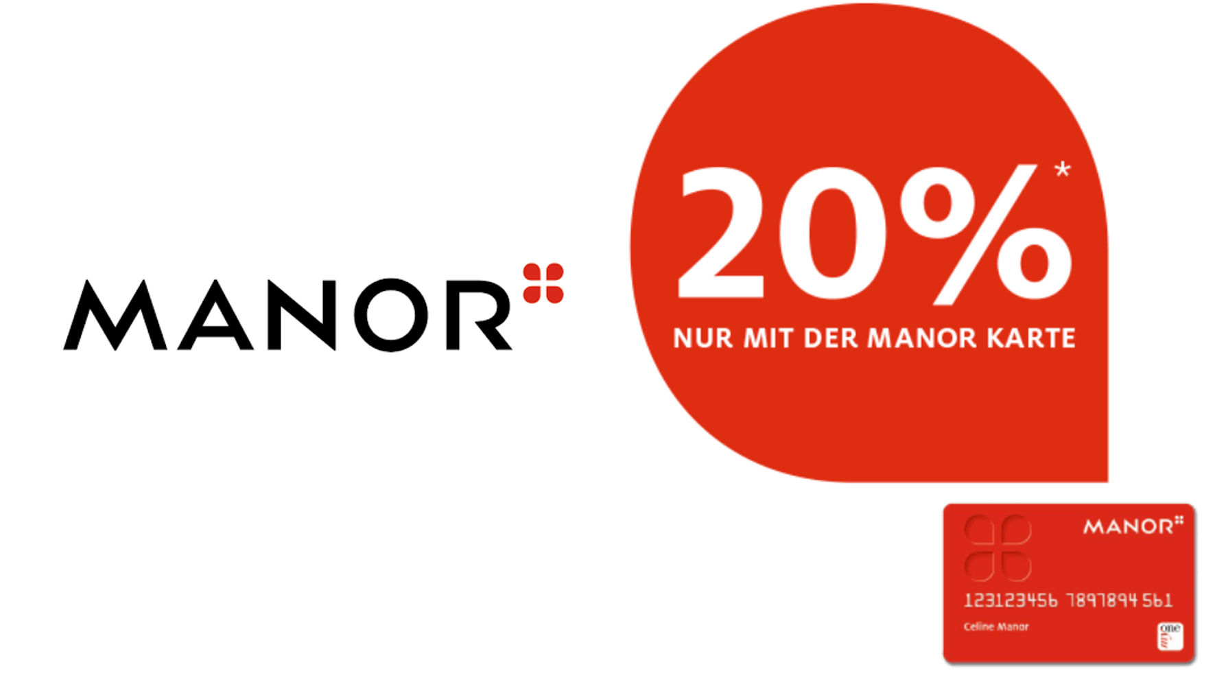 Black Friday Angebot Pre Black Friday Bei Manor 20 Auf Fast Alles