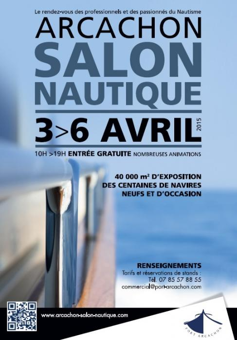 Salon Nautique Lorient France : Salon Nautique D'arcachon - Gpm - Guide De La