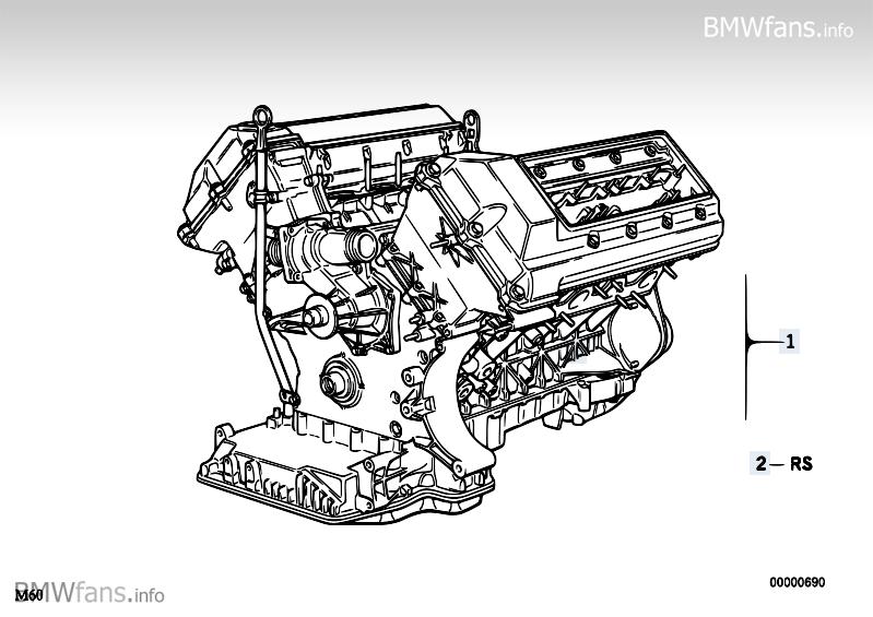 2004 bmw engine diagram