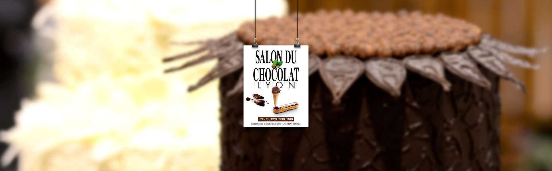 Salon Du Chocolat Billet Week End Culturel Lyon Avec Entrée Au Salon Du Chocolat 2018 Pour