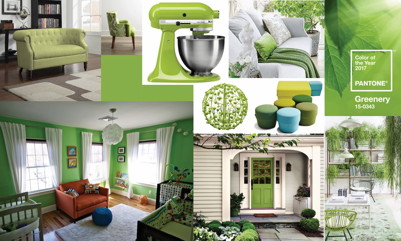 Pantone Greenery Spruce Up Gainesville Home With Pantone 39s Greenery 2017