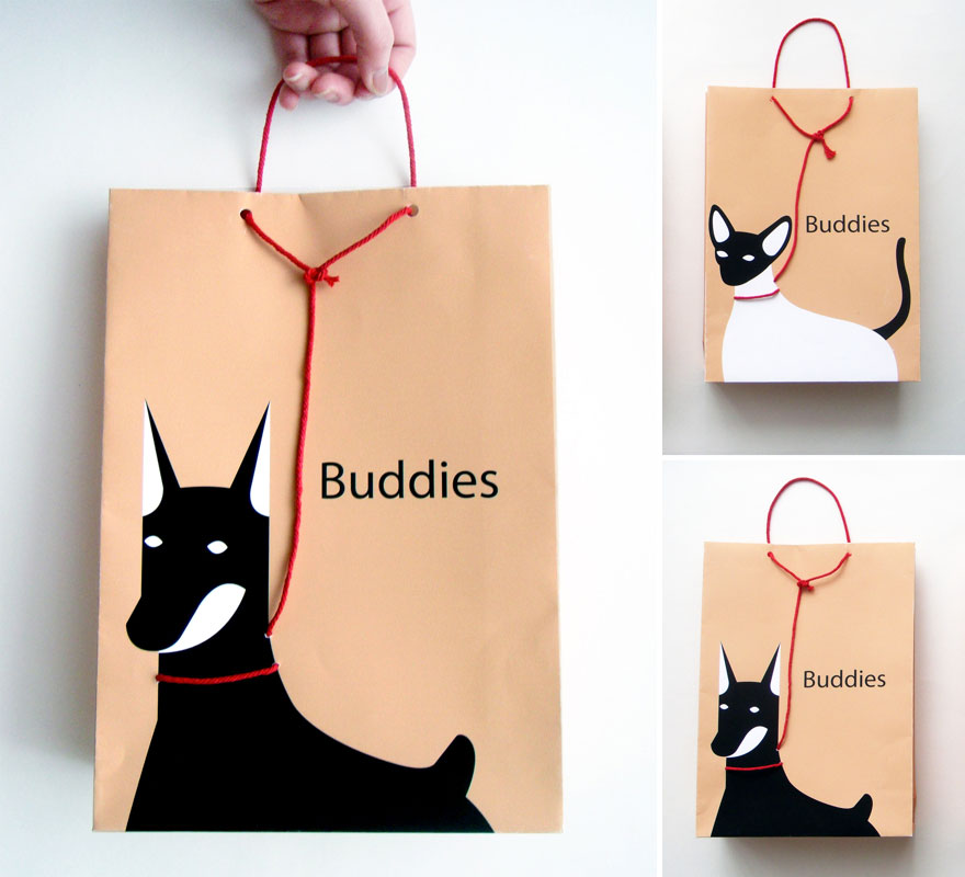 30 Of The Most Creative Shopping Bag Designs Ever Bored Panda