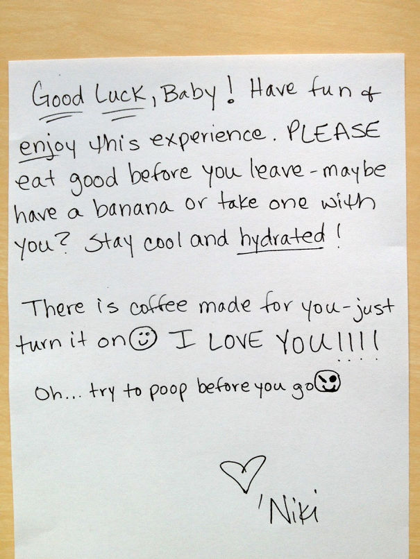 32 Hilarious Love Notes That Illustrate The Modern Relationship