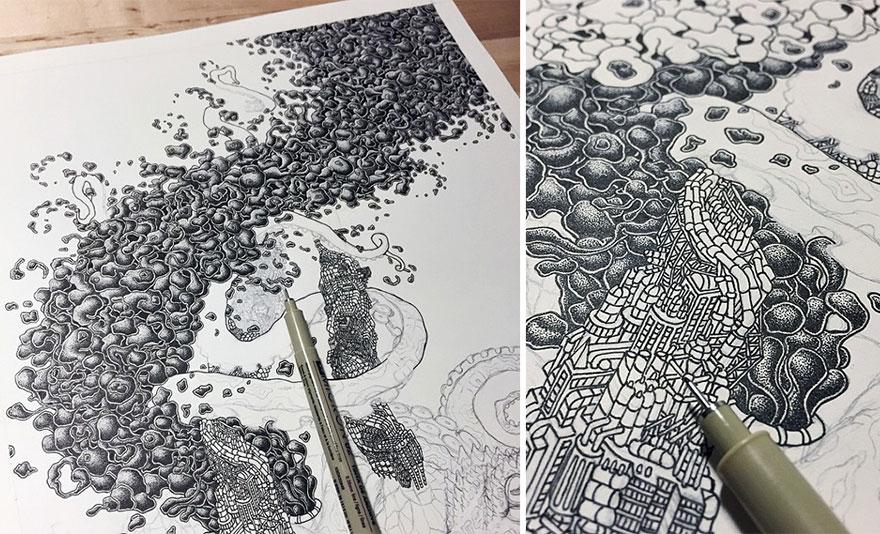 surreal-stippling-dot-art-kyle-leonard-13
