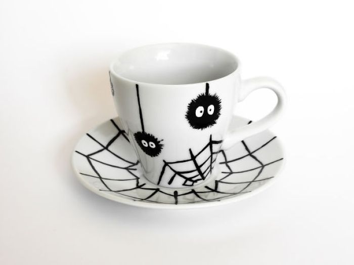 My Neighbor Totoro Soot Sprites Mug