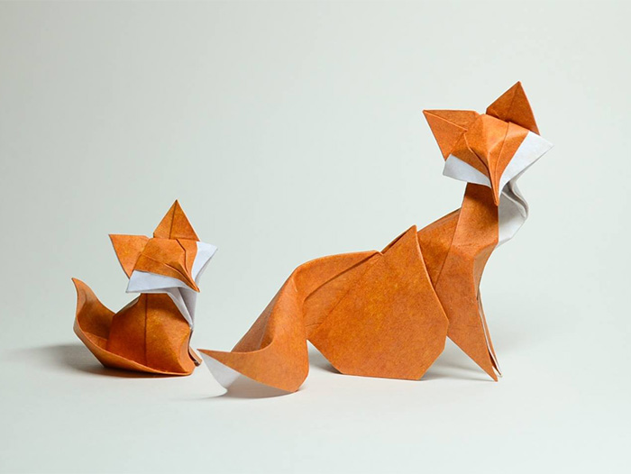 16 Stunning Works Of Origami Art To Celebrate World Origami Day - paper