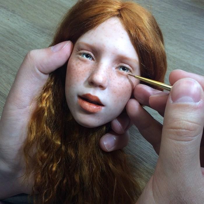realistyczne twarze lalek-polimer-glinka-michael-zajkov-14