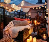 59 Cozy Balcony Decorating Ideas | Bored Panda