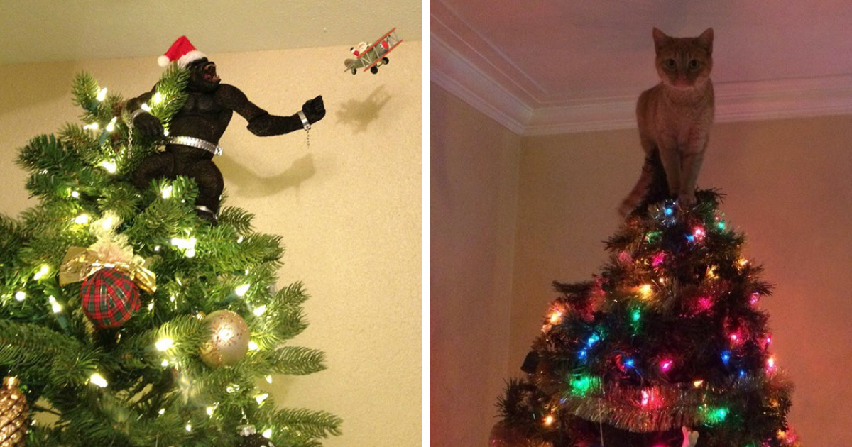 odd christmas ornaments