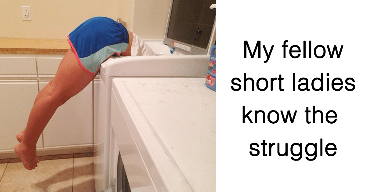 10 Short People Problems Only Those Who Cant Reach The