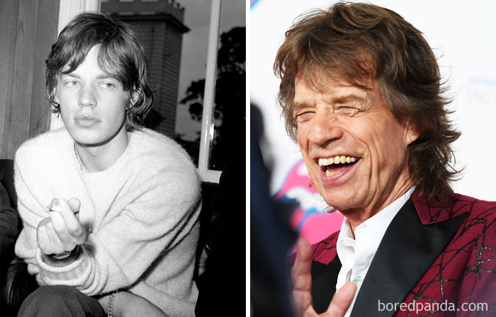 Mick Jagger Was A Bexley Mental Hospital Porter Bored Panda