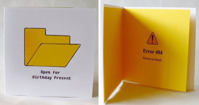 86 Hilarious Greeting Cards That Will Surprise You When You Open