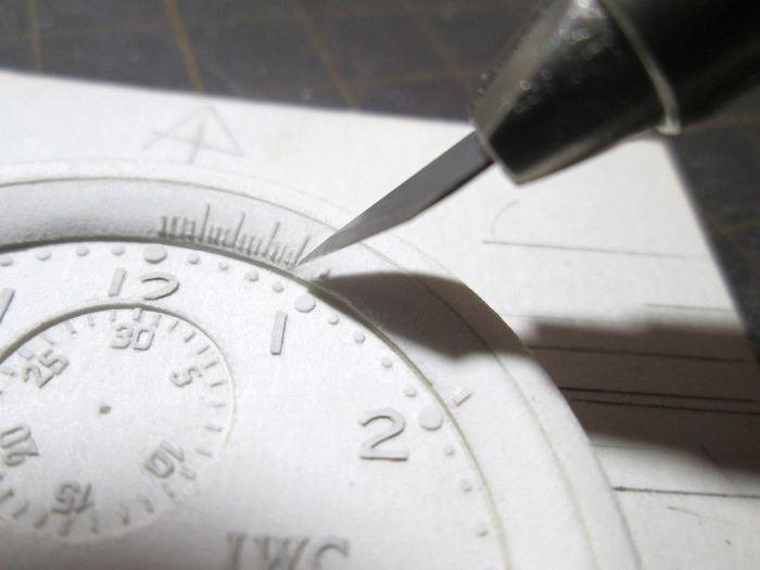 Japanese Artist Makes Incredibly Detailed Paper Watches