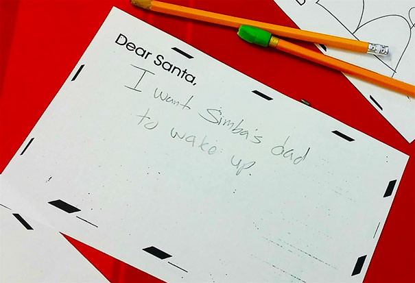 129 Times Kids Totally Nailed Their Letter To Santa Bored Panda