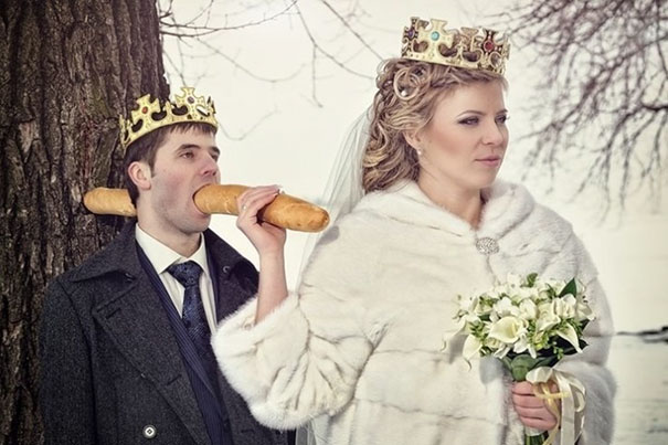30+ Awkward Russian Wedding Photos That Are So Bad They\u0027re Good