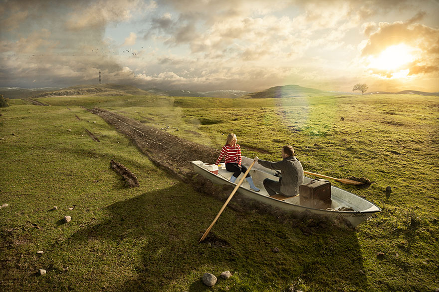 Groundbreaking by Erik Johansson