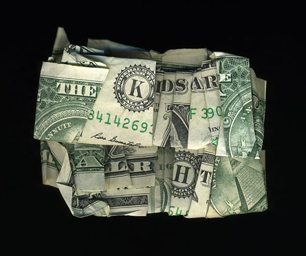 Gravity Falls Ios Wallpaper Hidden Messages On Dollar Bills By Dan Tague Bored Panda