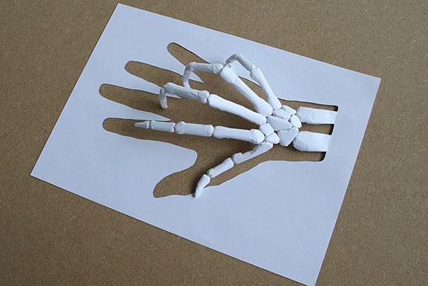 75 Photos Of Amazing Paper Art Bored Panda - paper