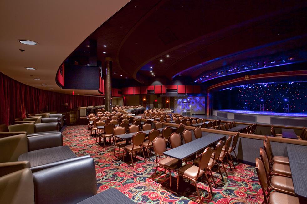 Suncoast Hotel  Casino in Las Vegas, NV BConnectedSports