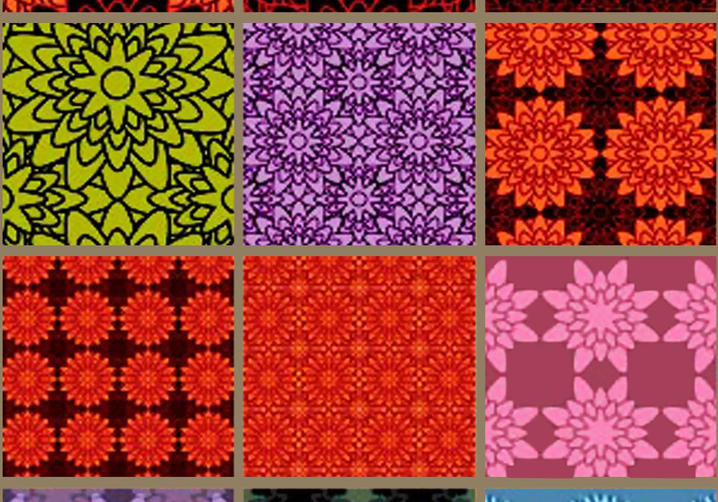 Cute Mandala Wallpaper Photoshop Patterns Pack 05 Free Photoshop Brushes At