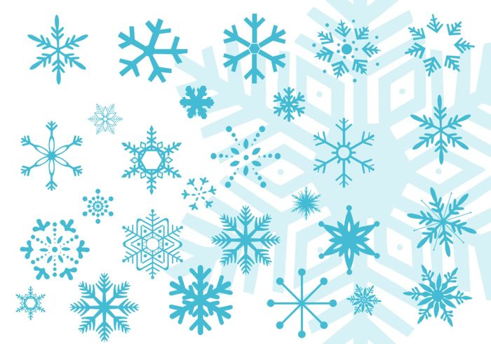 Real Snowflakes Falling Wallpaper Snowflake Vector Brushes For Photoshop Free Photoshop