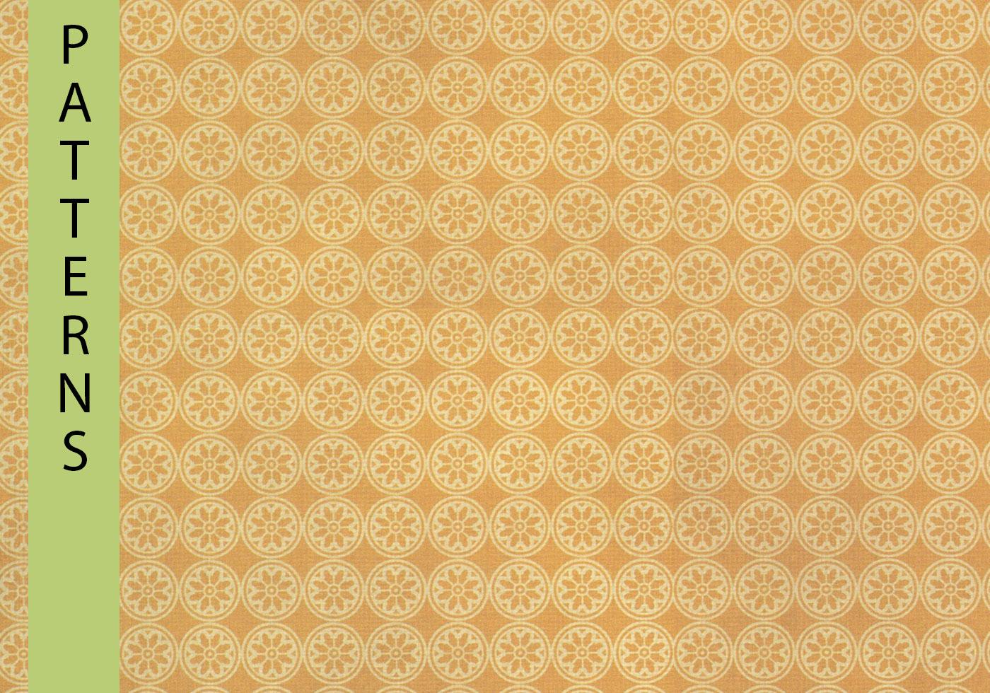 Purple And Black Damask Wallpaper Free Goldenrod Ornamental Pattern From Brusheezy