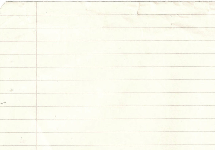 Free Notebook Paper Texture - paper