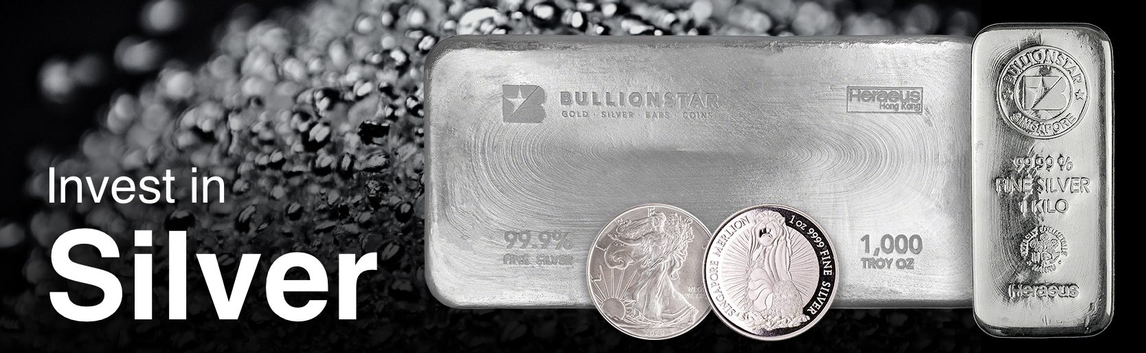 Why Invest in Silver? - BullionStar Singapore