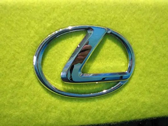 Lexus Covers A Car In Tennis Ball Fuzz For The US Open - Business