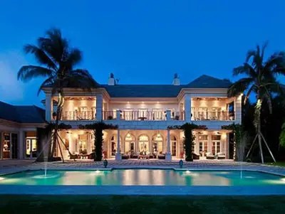 Mansion House Palm Beach Florida