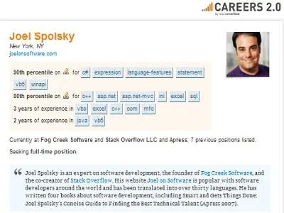 Prove Your Worth With Stack Overflow\u0027s New Job Hunting Site