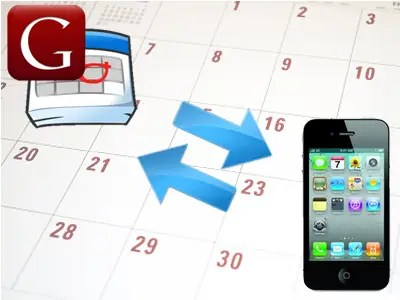 How To Sync Google Calendars With iPhone - Business Insider - google calendar not syncing with iphone