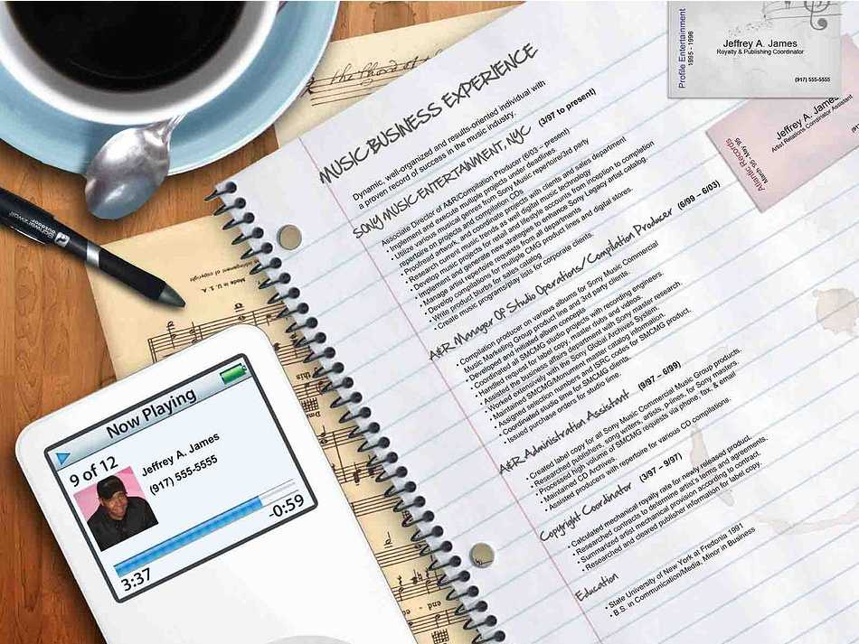 12 Of The Coolest, Most Creative Resumes We\u0027ve Seen Business Insider