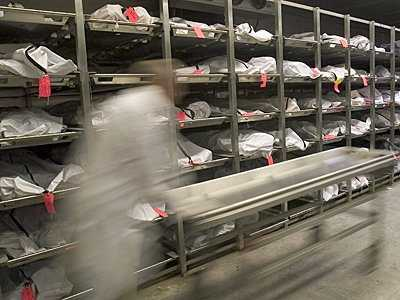 A Mortician Reveals What It\u0027s Like To Work At The Morgue - Business