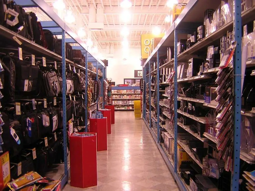 Office Stores Nothing Can Stop The Implosion Of Office Supply Chain Stores