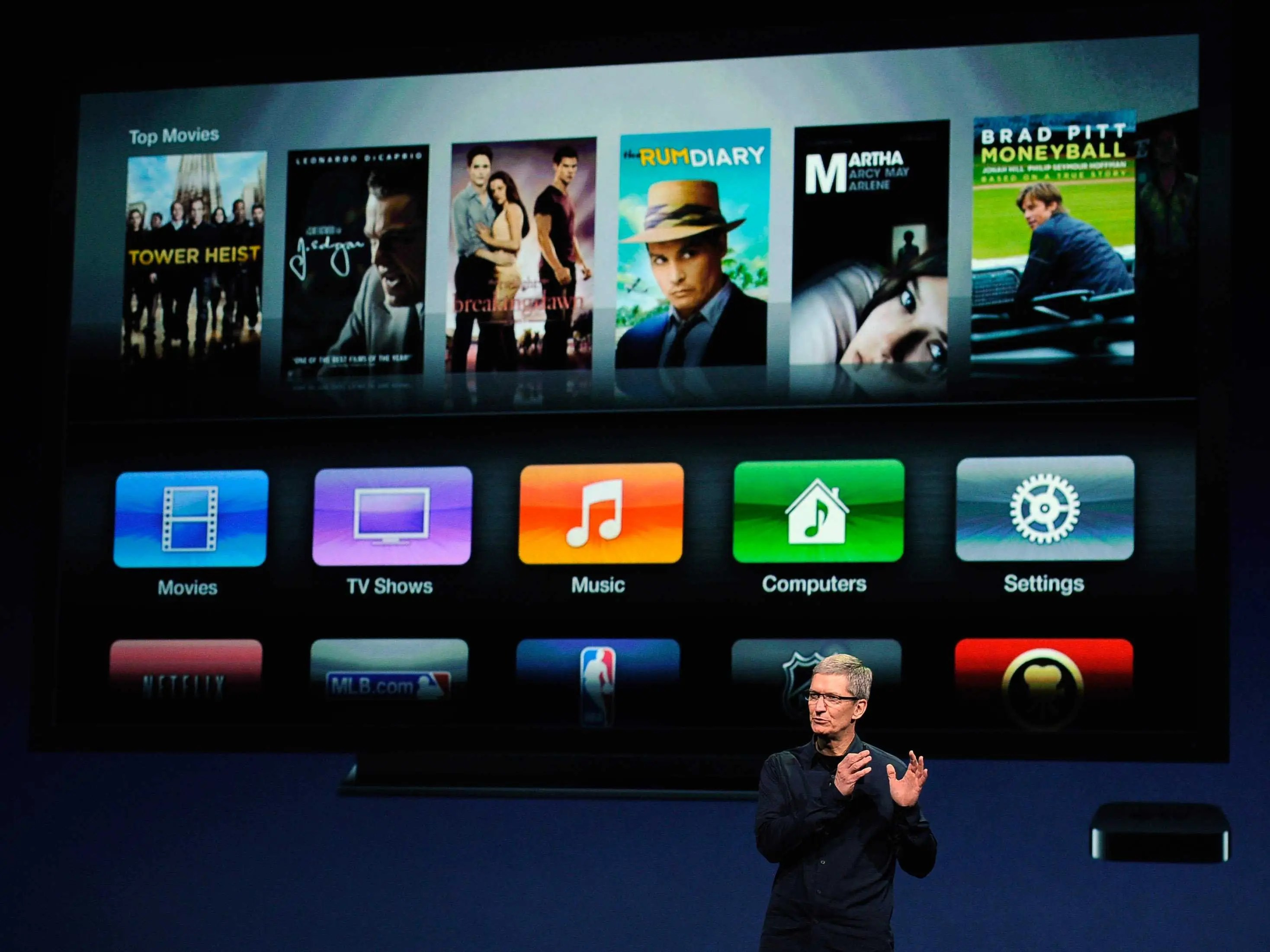 Cable Tv Australia 11 Cool Things You Can Do With Apple Tv Business Insider
