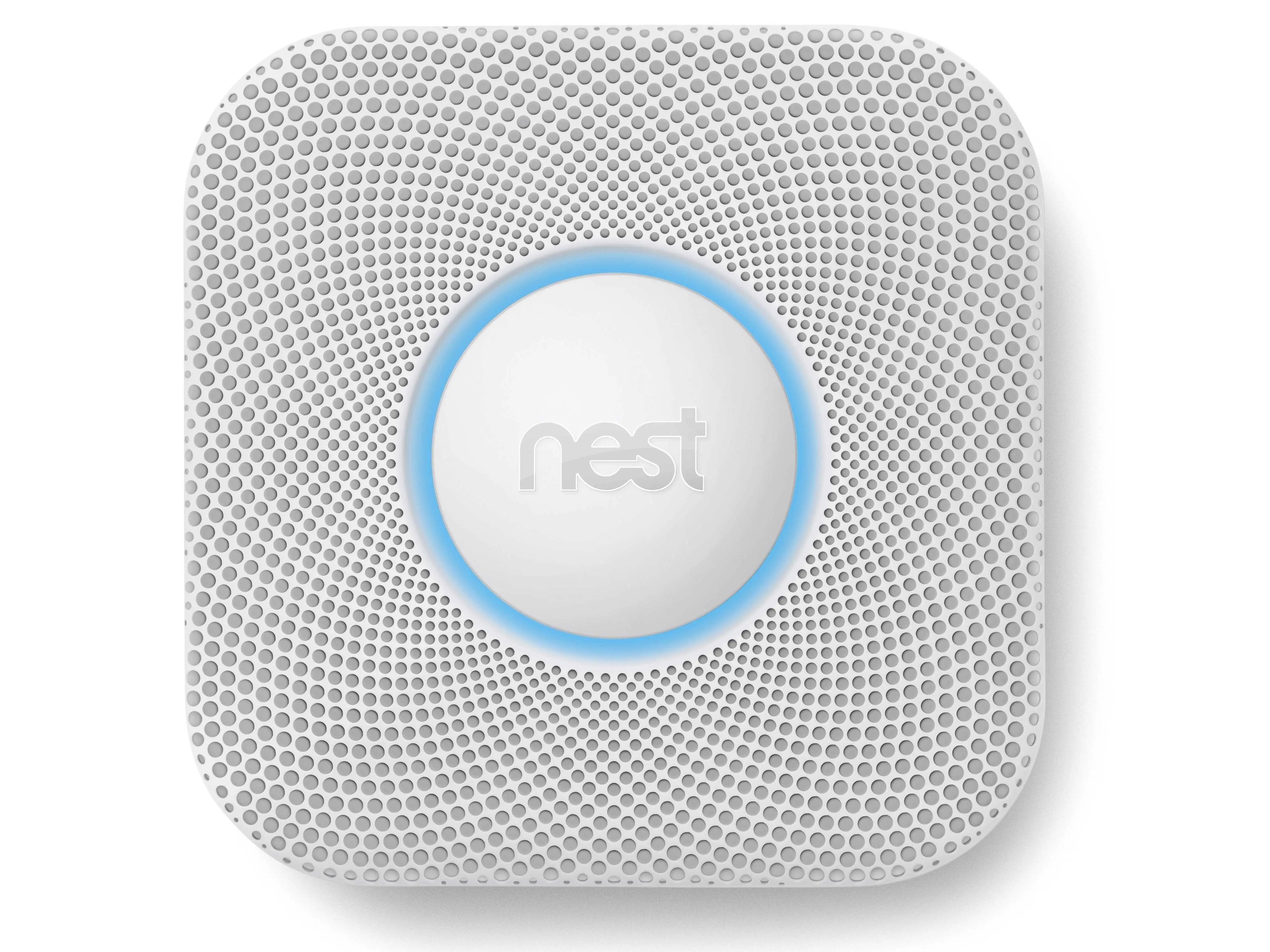 Nest Brandmelders Meet The Iphone Of Smoke Detectors Nest Protect A Us129
