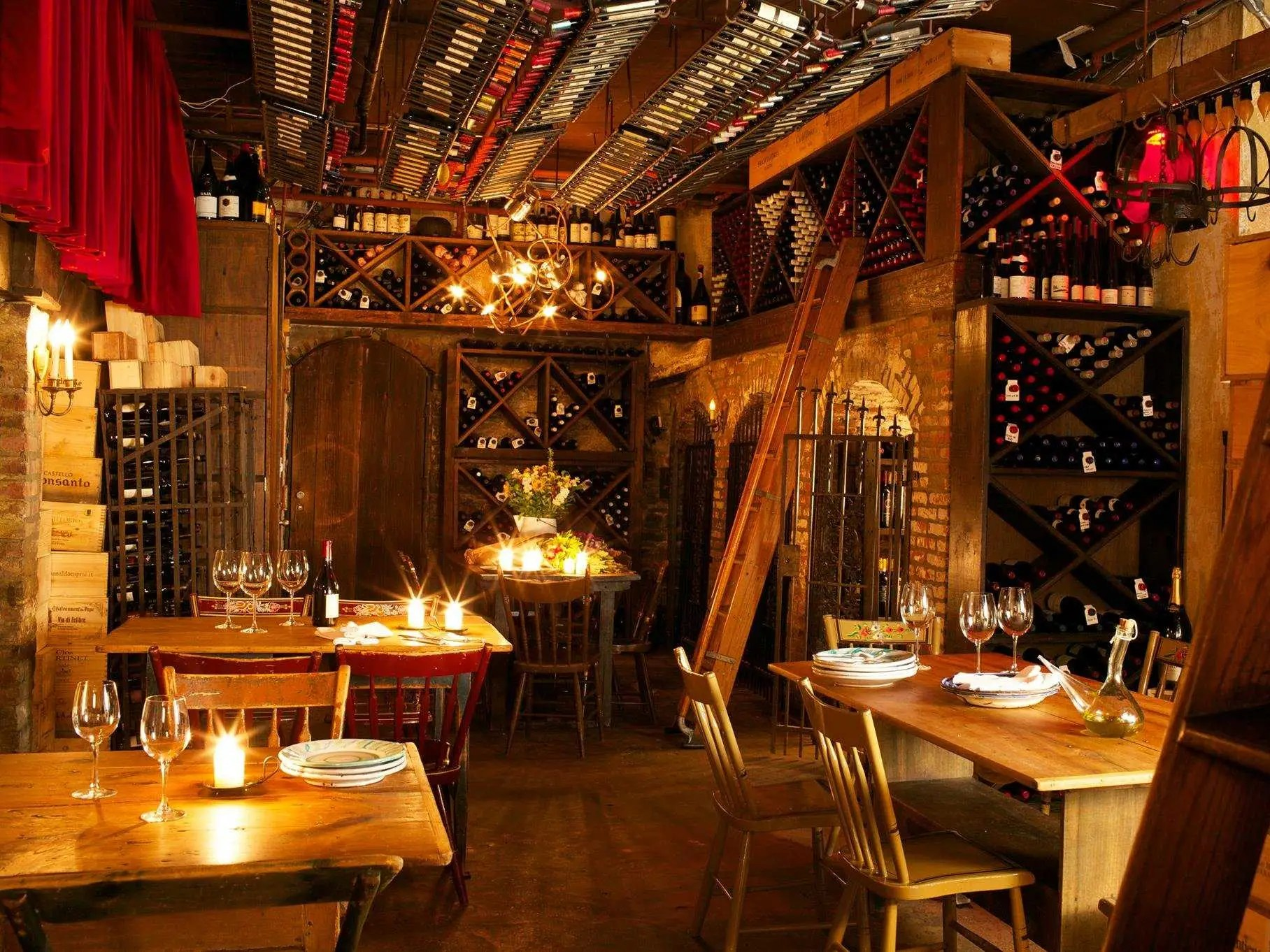 Restaurant A New York The 8 Most Romantic Restaurants In New York City