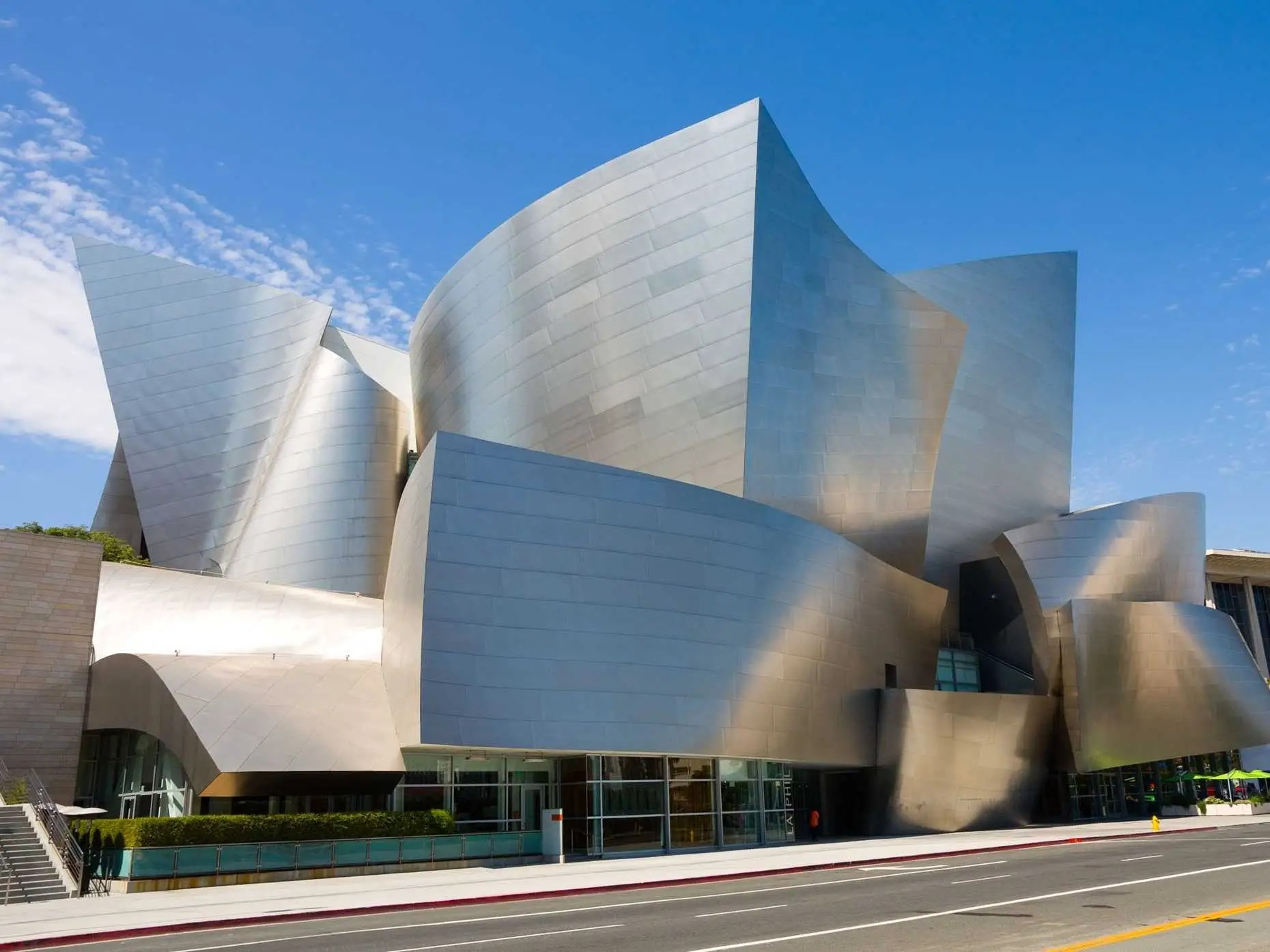 Frank Gehry Architecture Ranked The 13 Coolest Buildings By Starchitect Frank