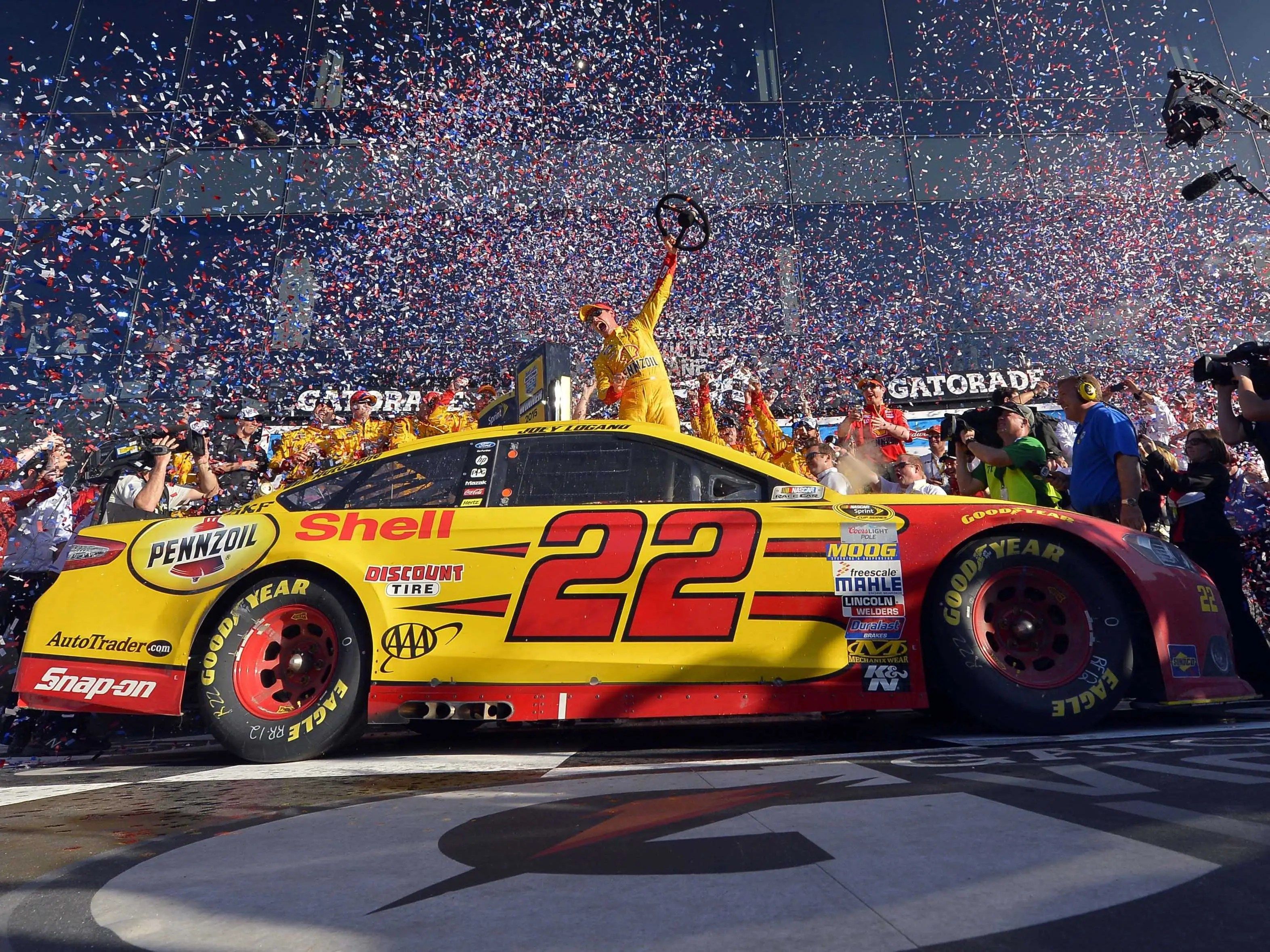 Old Time Car Wallpaper Hd Motorsports Monday Nascar S Young Superstar Finally