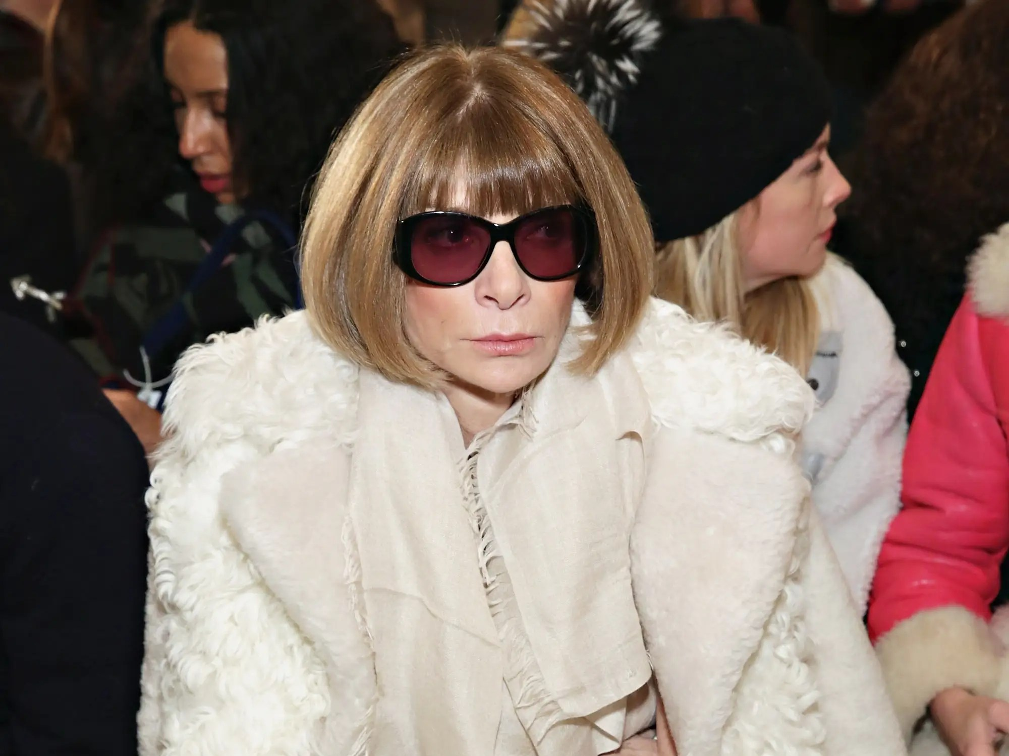 The Fabulous Life Of Anna Wintour Business Insider