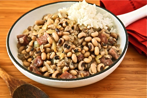 The Southern Tradition Of Blackeye Peas On New Year39s Day