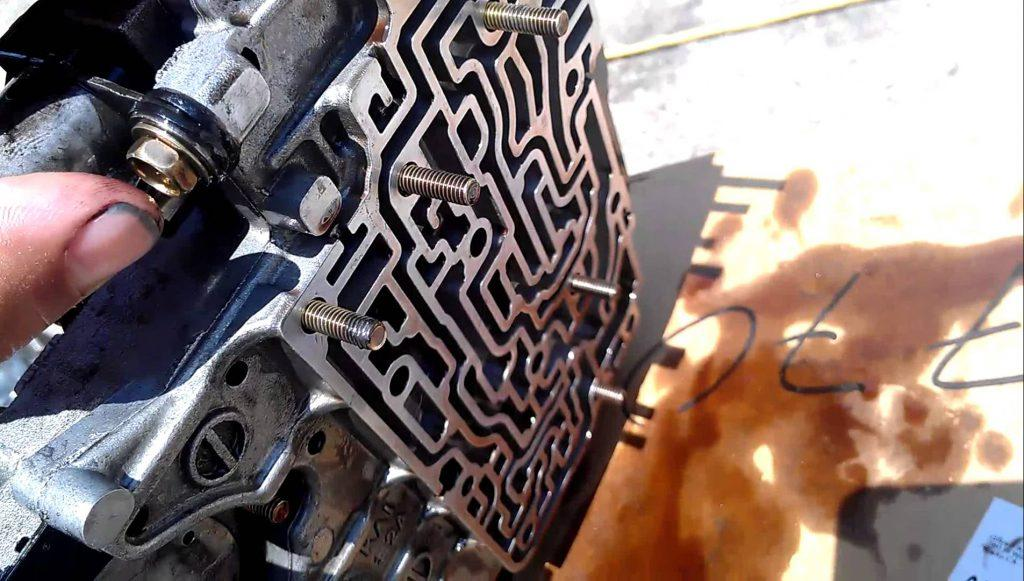 Automatic Transmission Valve Body Functions and Failure Symptoms