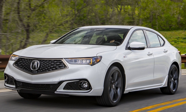 acura all models list