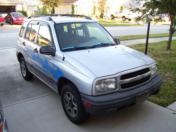 2002 Chevrolet Tracker - Pictures - CarGurus