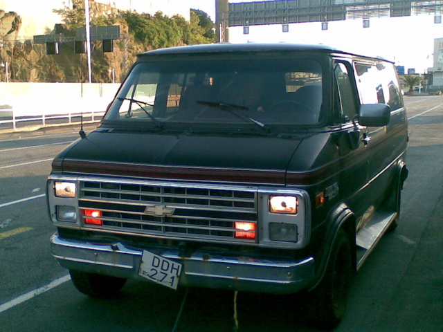 1990 Chevy G20 Van Index listing of wiring diagrams